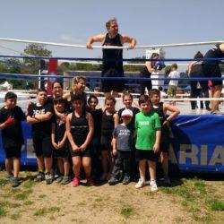 Boxe in Action per Villaggio per la Terra🌎